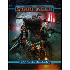 Starfinder - Coffret & Livre de règles (jdr de Black Book Editions en VF)