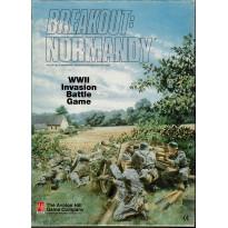 Breakout : Normandy (wargame d'Avalon Hill en VO) 001