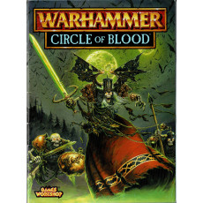 Circle of Blood (Livret Campagne jeu de figurines Warhammer en VO)