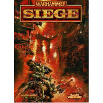 Warhammer - Siège (jeu de figurines Games Workshop en VF)