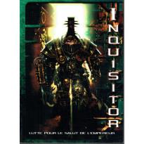 Inquisitor - Livre de Règles (jeu de figurines Games Workshop en VF) 001