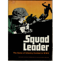 Squad Leader - The game of infantry combat in WWII (wargame d'Avalon Hill en VO)