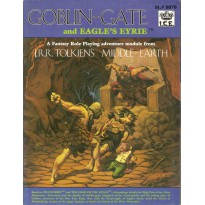 Goblin-Gate and Eagle's Eyrie (MERP en VO) 001