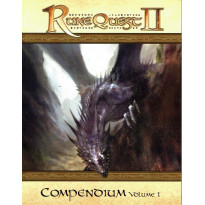 Compendium - Volume 1 (jdr Runequest II en VF)