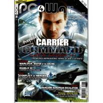 PC4WAR N° 56 (Le Magazine des Jeux de Stratégie informatiques) 002