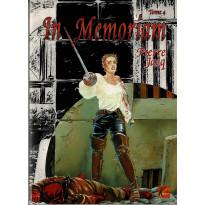 In Memoriam - Chroniques des 7 Cités Tome 4 (roman jdr Nightprowler en VF)