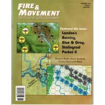 Fire & Movement 110 (magazine de wargames en VO)