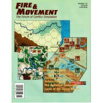 Fire & Movement 112 (magazine de wargames en VO)