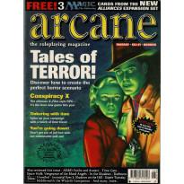 Arcane N° 7 - The roleplaying magazine (magazine jdr en VO) 001