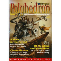 Polyhedron N° 7 - Official RPGA Magazine (magazine jdr en VO)