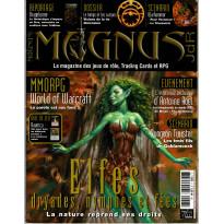 Magnus JdR N° 6 (magazine de jeux de rôles en VF) 001