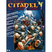 Le Héraut Citadel N° 6 (magazine Games Workshop en VF)