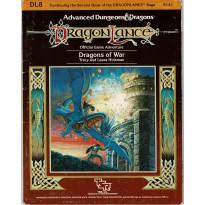 Dragonlance - DL8 Dragons of War (jdr AD&D 1ère édition en VO)