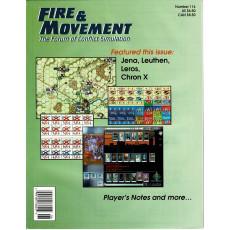 Fire & Movement 114 (magazine de wargames en VO)