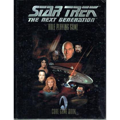Star Trek The Next Generation - Core Game Book (Rpg Last Unicorn Games en VO) 001
