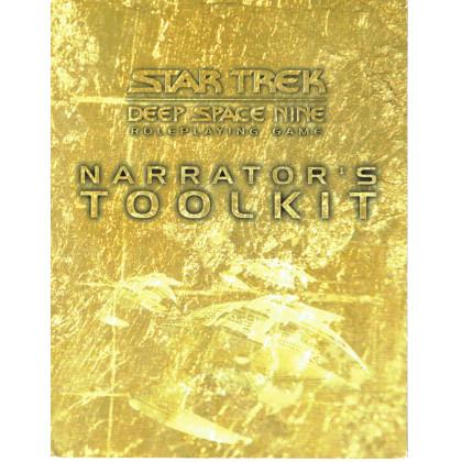 Star Trek Deep Space Nine - Narrator's Toolkit (Rpg Last Unicorn Games en VO) 001