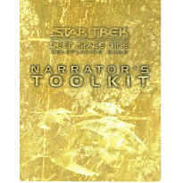 Star Trek Deep Space Nine - Narrator's Toolkit (Rpg Last Unicorn Games en VO)