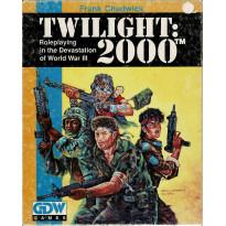 Twilight: 2000 - Boîte de base Deluxe 2nd Edition (Rpg de GDW Games en VO)