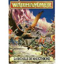 La Bataille de Maugthrond (Livret Campagne jeu de figurines Warhammer en VF)