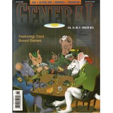 General Vol. 29 Nr. 6 (magazine jeux Avalon Hill en VO)