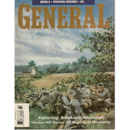 General Vol. 29 Nr. 3 (magazine jeux Avalon Hill en VO) 001