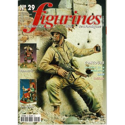 Figurines Magazine N° 29 (magazines de figurines de collection) 001