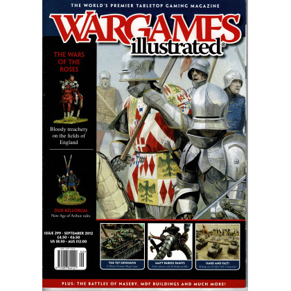 Wargames Illustrated N° 299 (The World's Premier Tabletop Gaming Magazine) 001
