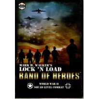 Lock'N'Load - Band of Heroes (wargame de Matrix Games en VO)