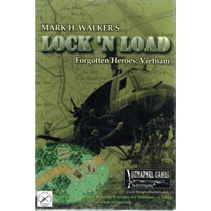 Forgotten Heroes : Vietnam (wargame Lock'N'Load de Shrapnel Games en VO) 001