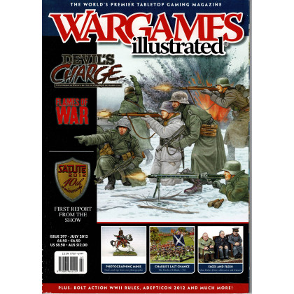 Wargames Illustrated N° 297 (The World's Premier Tabletop Gaming Magazine) 001