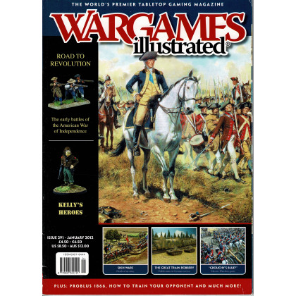 Wargames Illustrated N° 291 (The World's Premier Tabletop Gaming Magazine) 001