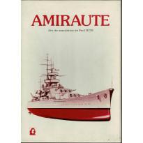 Amirauté - Jeu de guerre navale (wargame Jeux Descartes V1 en VF)