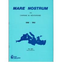 Amirauté - Mare Nostrum (wargame Jeux Descartes V1 en VF)