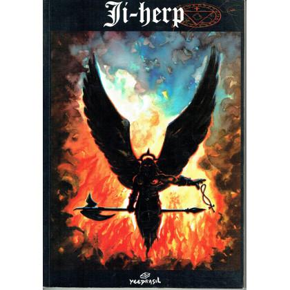 Ji-herp - Livre de base 1ère édition (jdr des éditions Yggdrasill en VF) 001