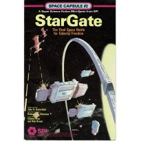 Space Capsule 2 - Stargate (wargame de SPI 1979 en VO) 001