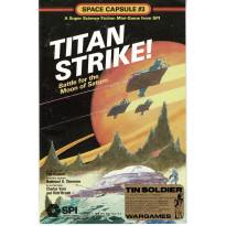 Space Capsule 3 - Titan Strike! (wargame de SPI 1979 en VO) 001