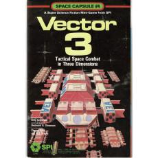 Space Capsule 4 - Vector 3 (wargame de SPI 1979 en VO)