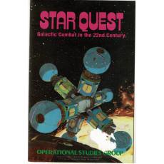 Star Quest (wargame d'Operational Studies Group 1979 en VO)