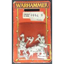 Lions blancs de Chrace (blister de figurines Warhammer)