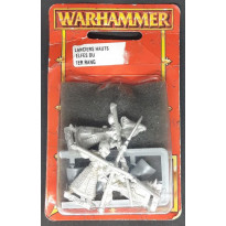 Lanciers Hauts-Elfes du 1er rang (blister de figurines Warhammer)