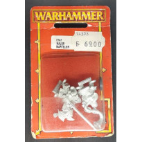 Etat-Major Martelier (blister de figurines Warhammer)