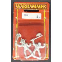 Momies (blister de figurines Warhammer)