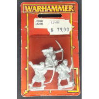 Ecuyers Archers (blister de figurines Warhammer)