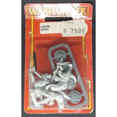 Lanciers Saurus (blister de figurines Warhammer)