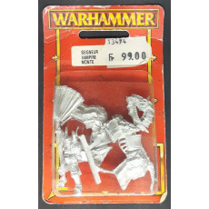 Seigneur Vampire monté (blister de figurine Warhammer)