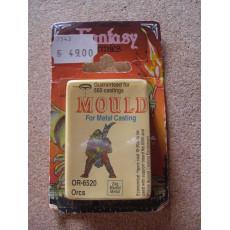 OR-6520 Orcs - Mould for Metal Casting (moule de figurines en plomb Prince August)