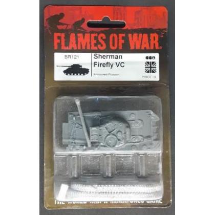 BR121 - Sherman Firefly VC (blister figurine Flames of War en VO) 001