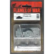 BR121 - Sherman Firefly VC (blister figurine Flames of War en VO)