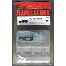 US200 - M2 Half-track (blister figurine Flames of War en VO)