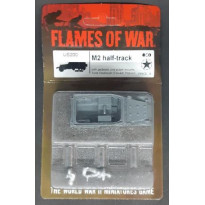 US200 - M2 Half-track (blister figurine Flames of War en VO)